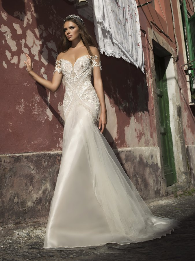 wedding gown for bride
