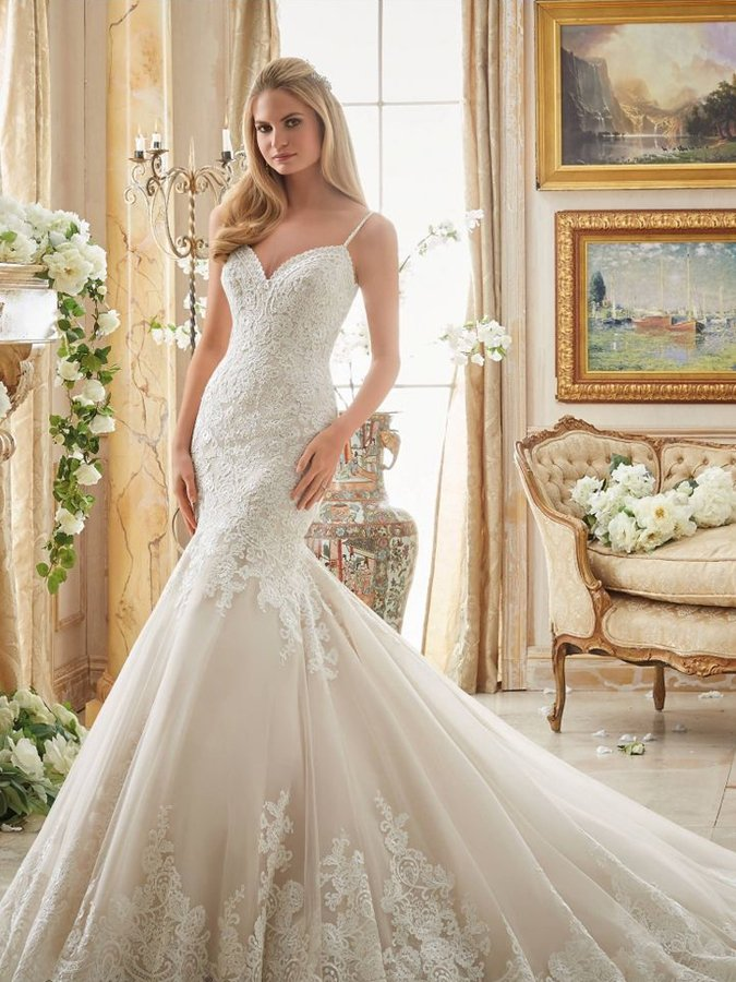 2871 front by Mori Lee