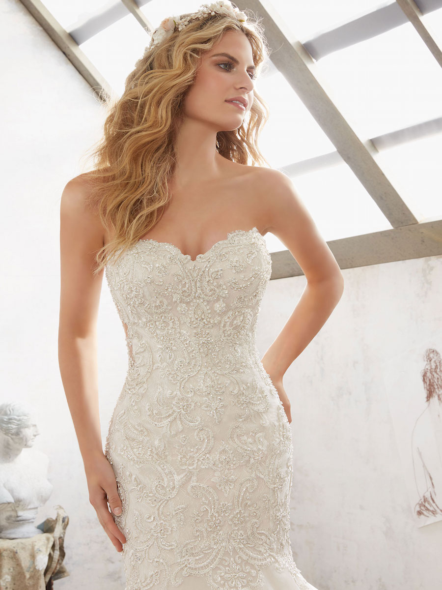 8120 – Margot gown by Mori Lee