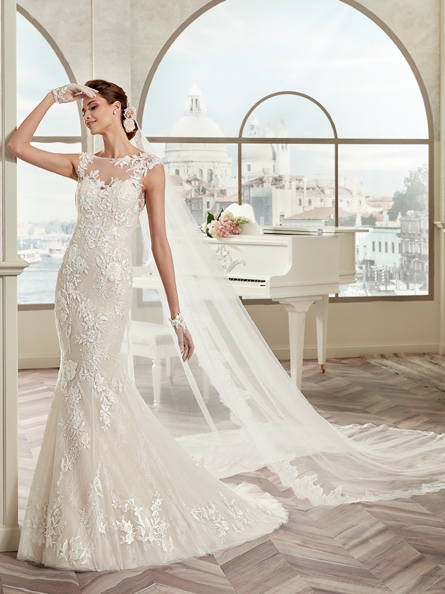 buy online 6b07d 1f8de Nicole Spose's Collection - Always and Forever Bridal