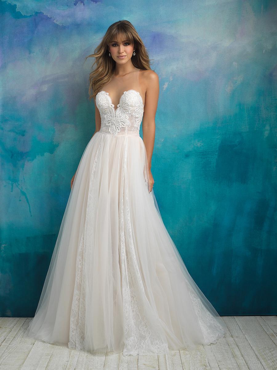 9505 Allure Bridals