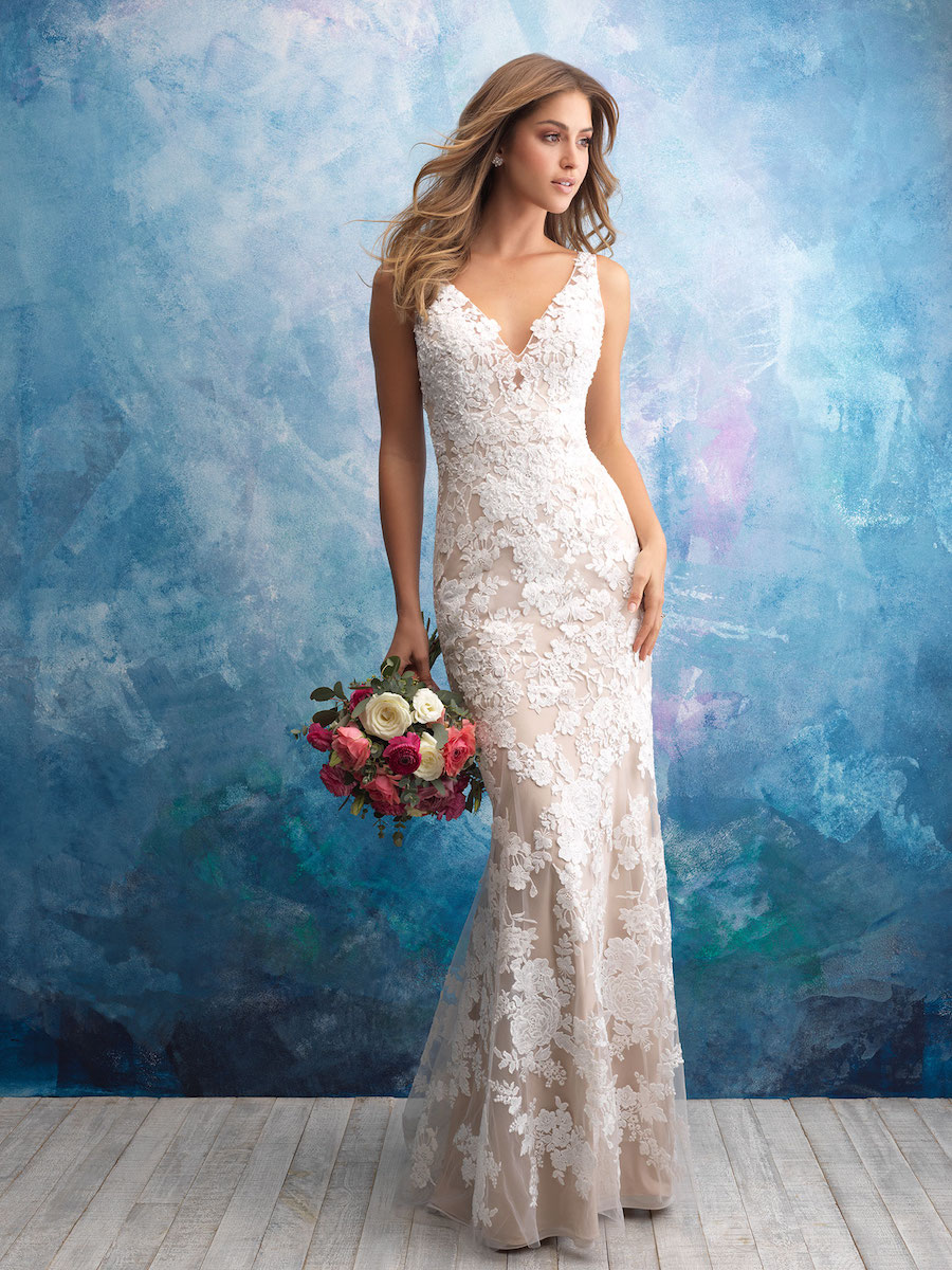 9556 Allure Bridals