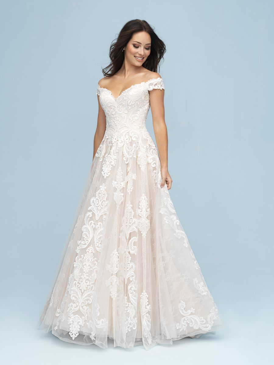 9619 Allure Bridals
