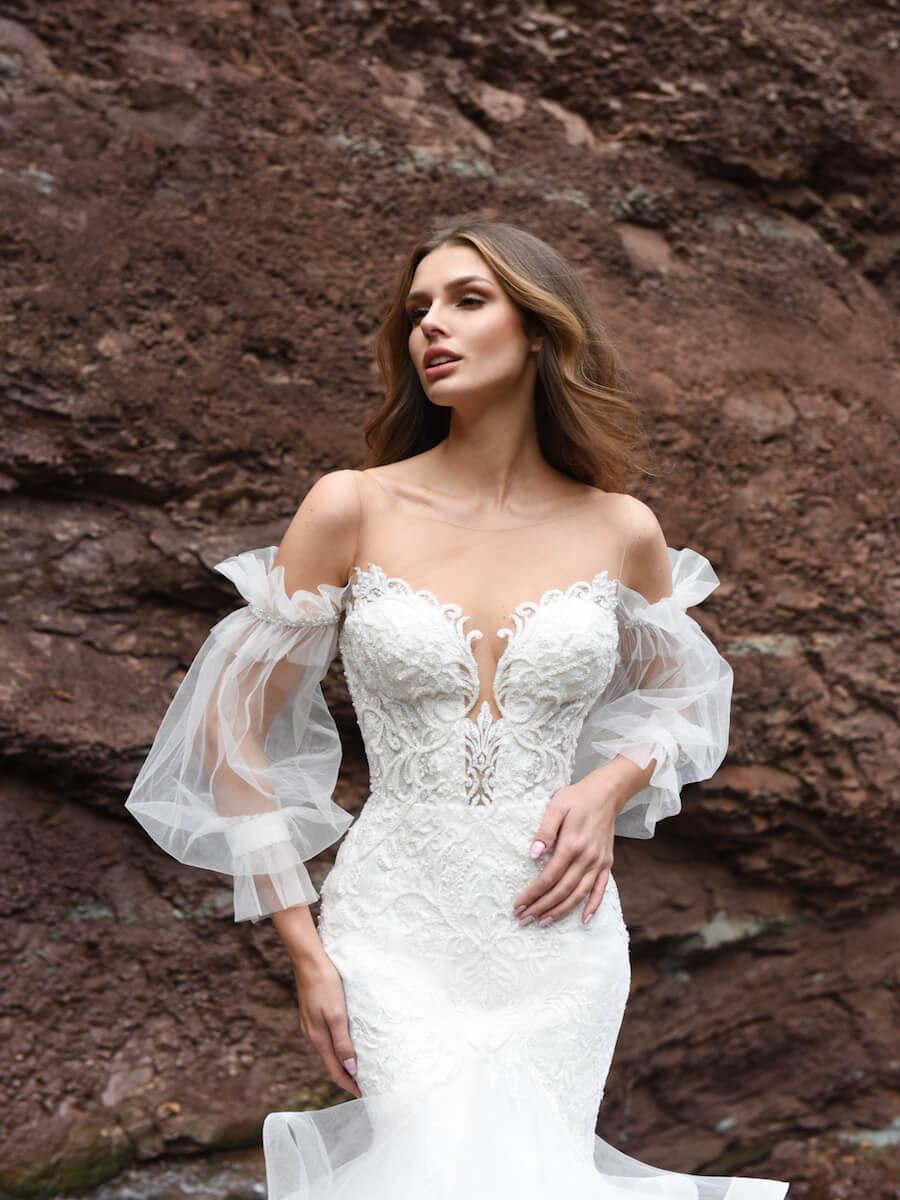 Flirt Dando London Wedding Dress Always and Forever Bridal UK