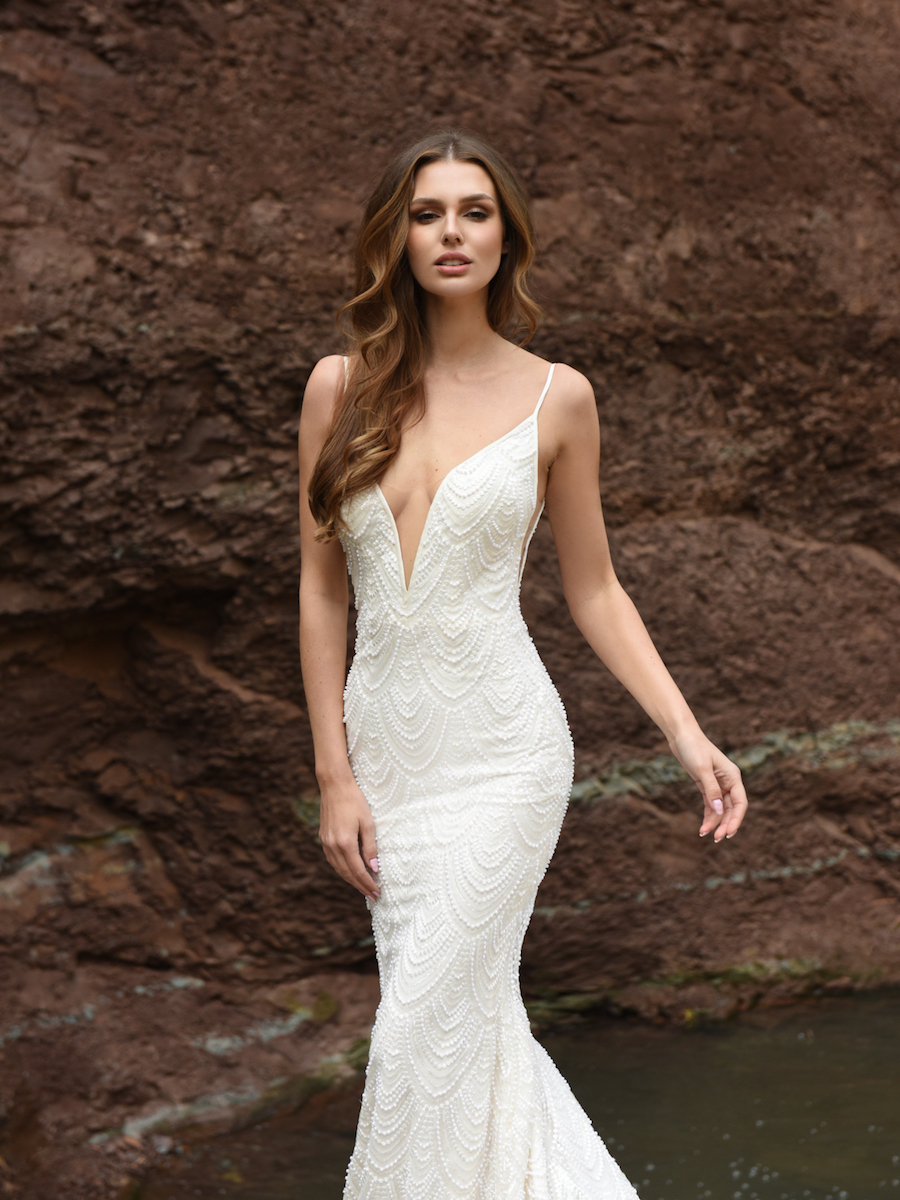 Vivacious Dando London Wedding Dress Always and Forever Bridal UK 1