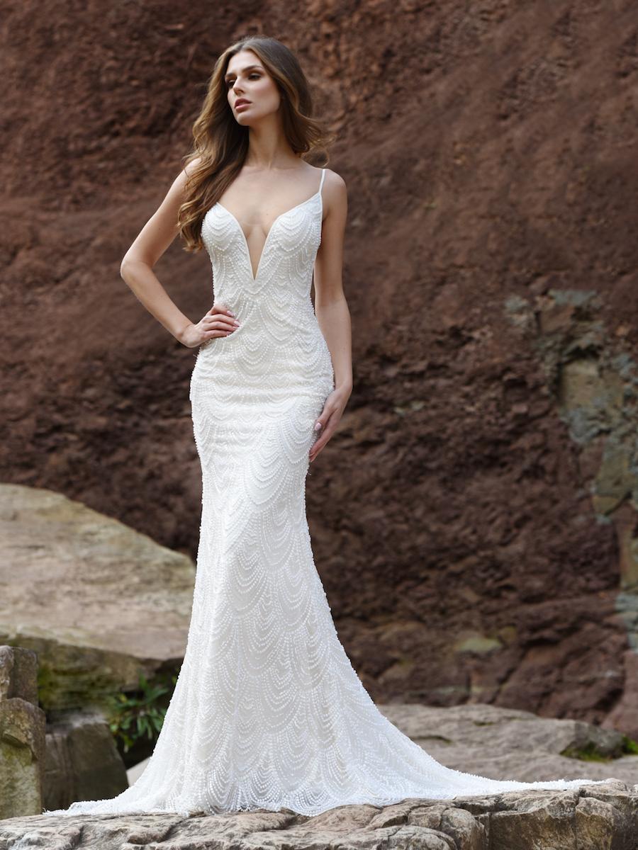 Vivacious Dando London Wedding Dress Always and Forever Bridal UK 2