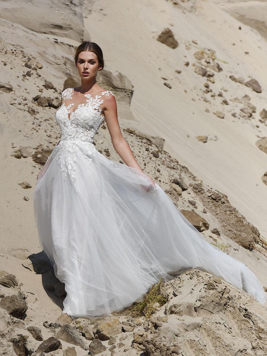 Joy bridal gown by Dando London