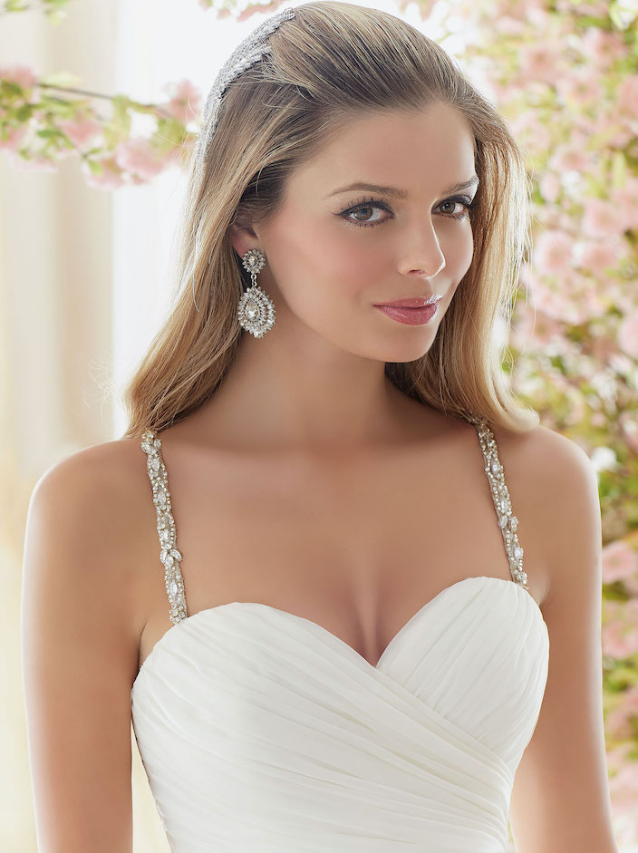 6833 bridal gown by Mori Lee -2