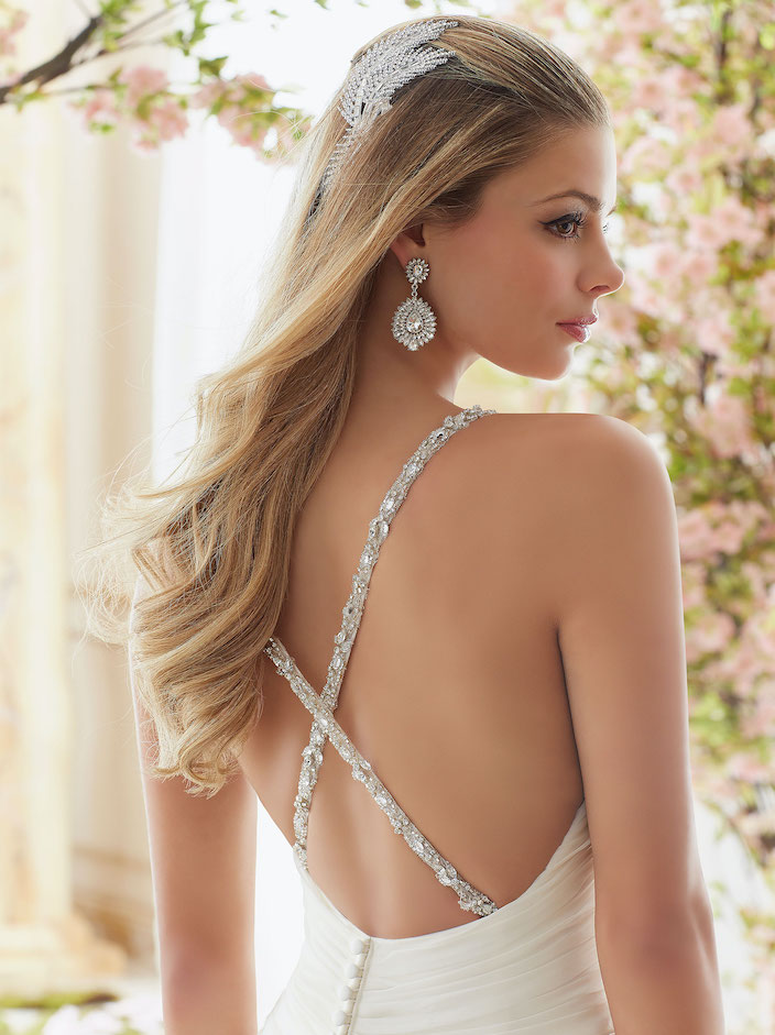 6833 bridal gown by Mori Lee - 3