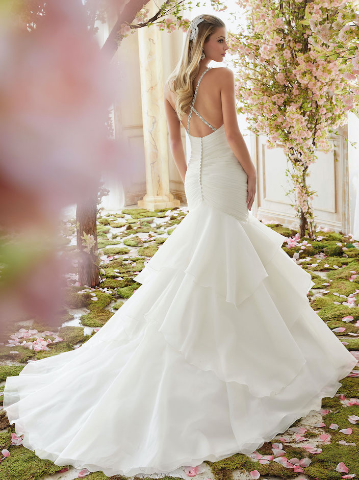 6833 bridal gown by Mori Lee - 4