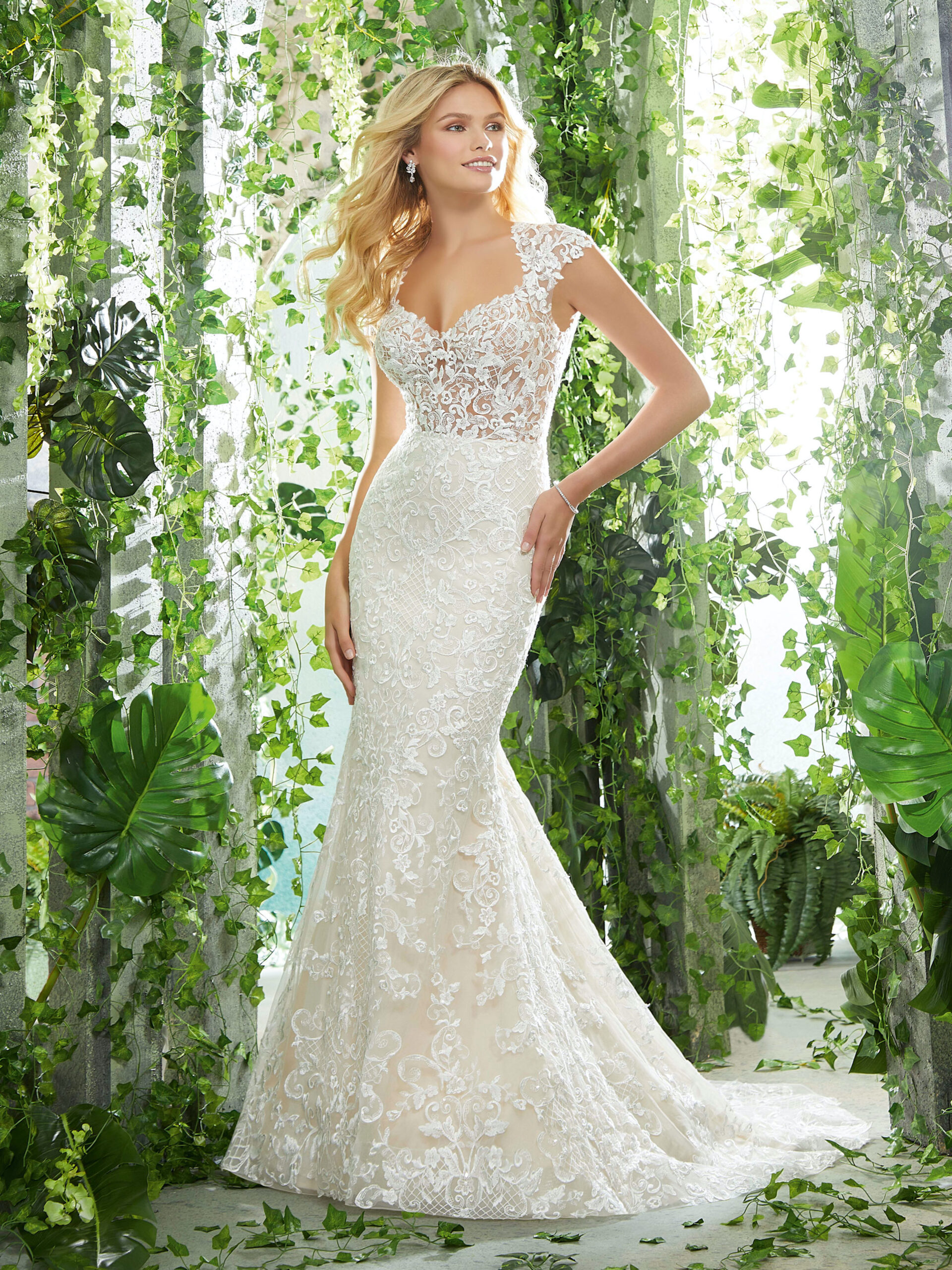Polly – 6905 by Mori Lee